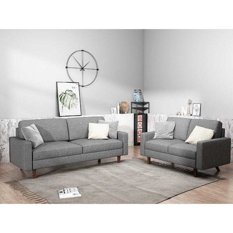 Accent Colors For Gray Living Room: How To Choose Gray Paint Colors & Accent Colors For Rooms