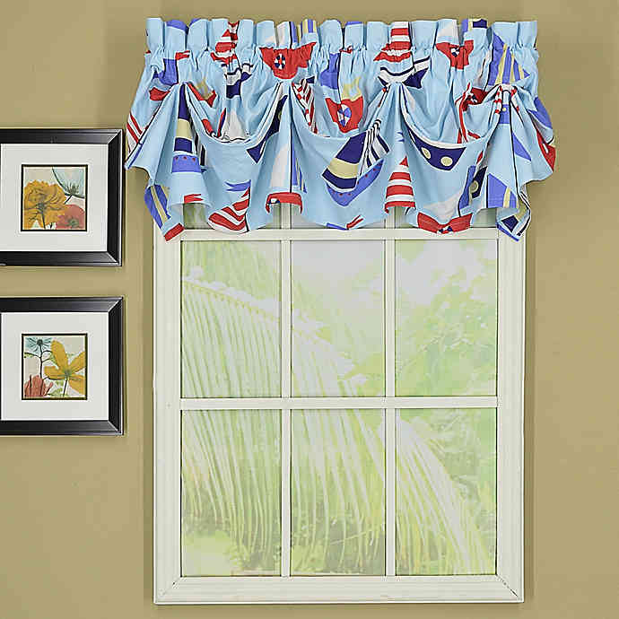 Have Fun With a Playful Themed Valance
