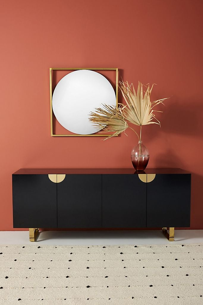 Go Modern With a Sleek Black and Gold Option