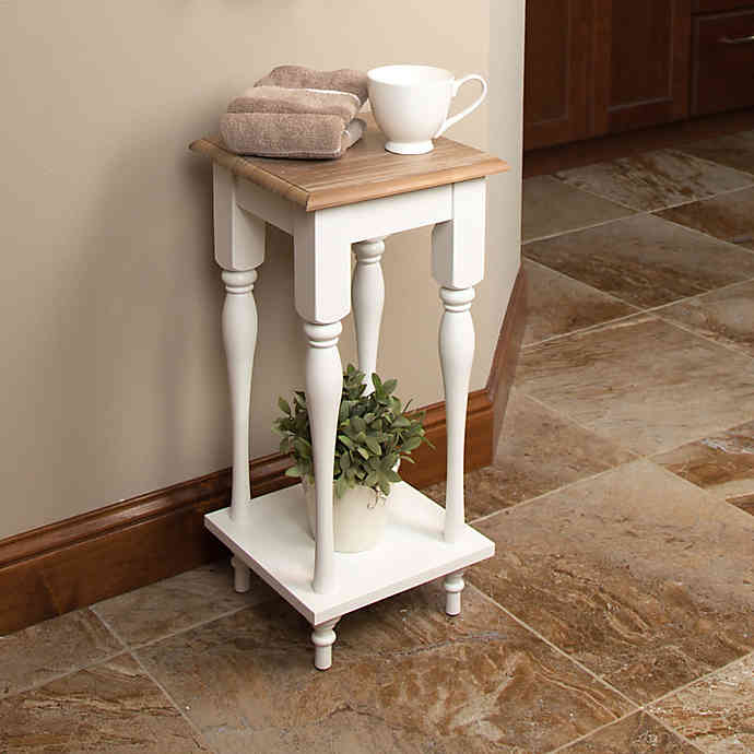 Look for an End Table for a Smaller Space