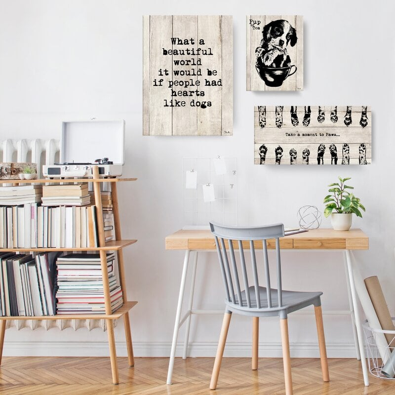 Make It an Organized and Peaceful Home Office