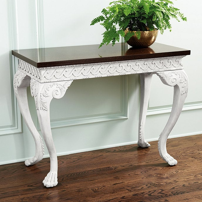 Buy an Ornate Table With Minute Detailing