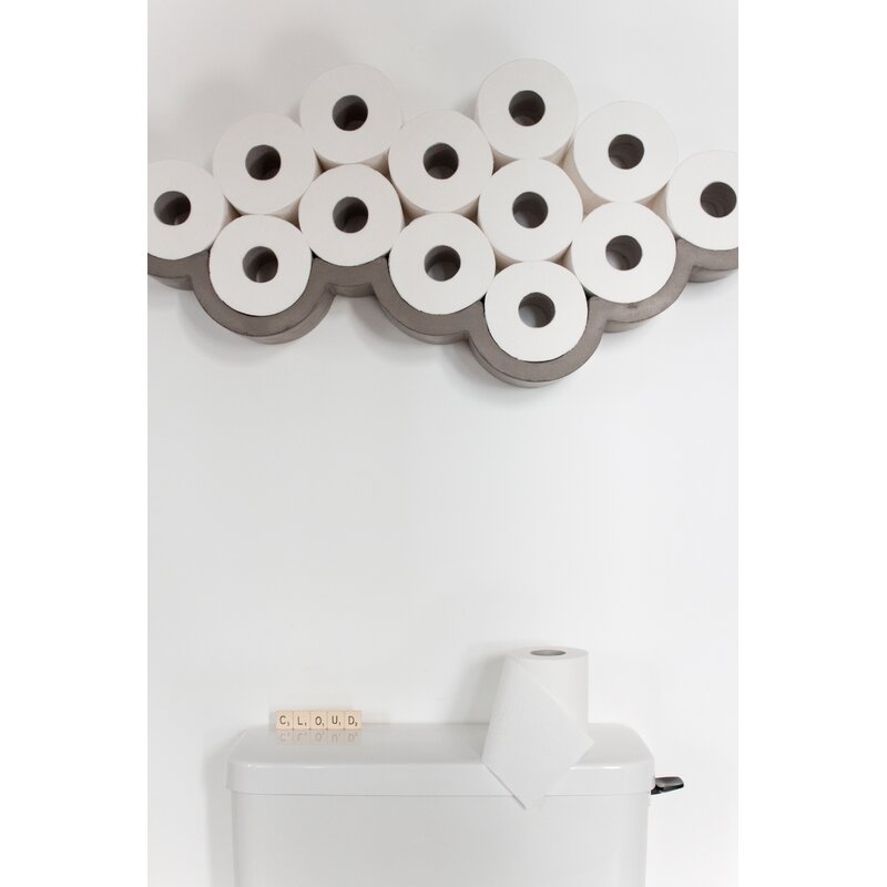Funky Toilet Paper Holder