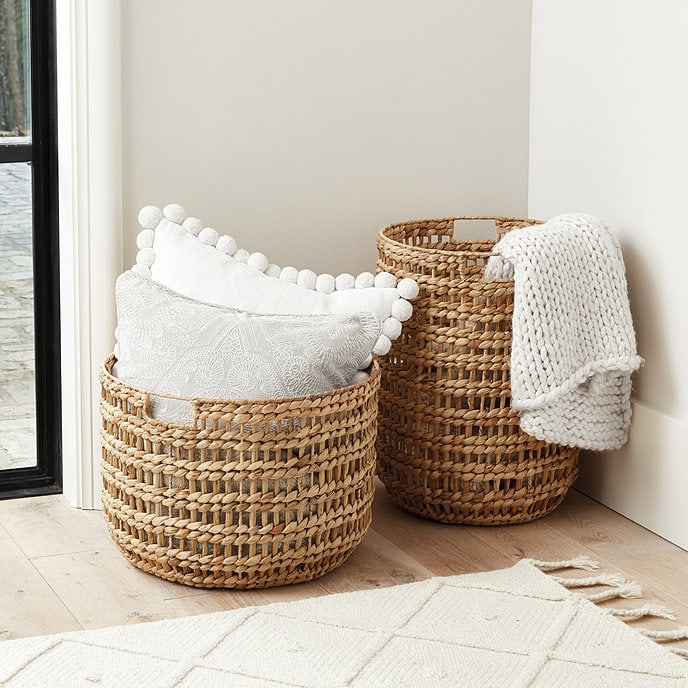 Get Some Lovely Woven Baskets for Hampers