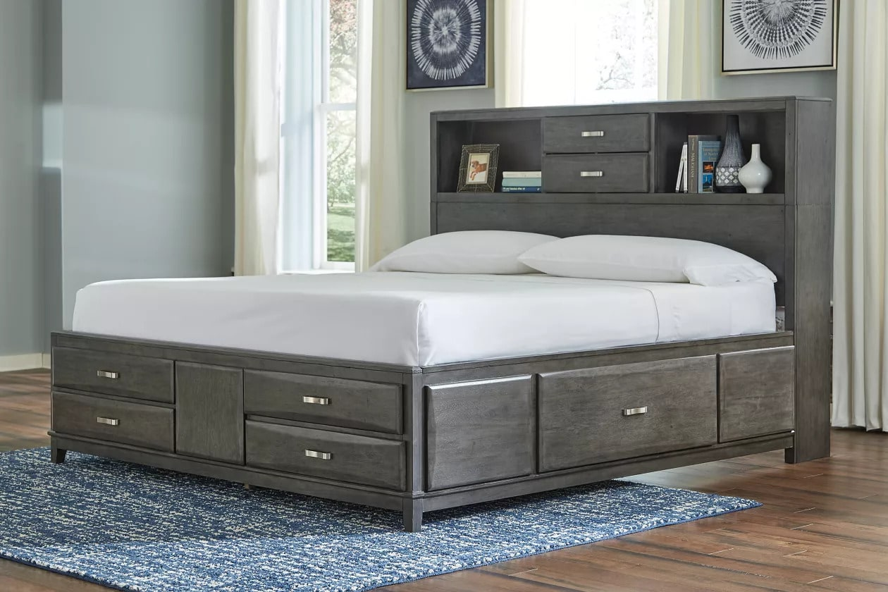 Classic Storage Bed