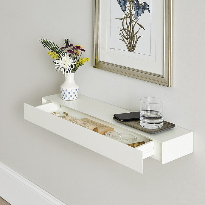 Get a Heavy Duty Shelf That Doubles as Storage