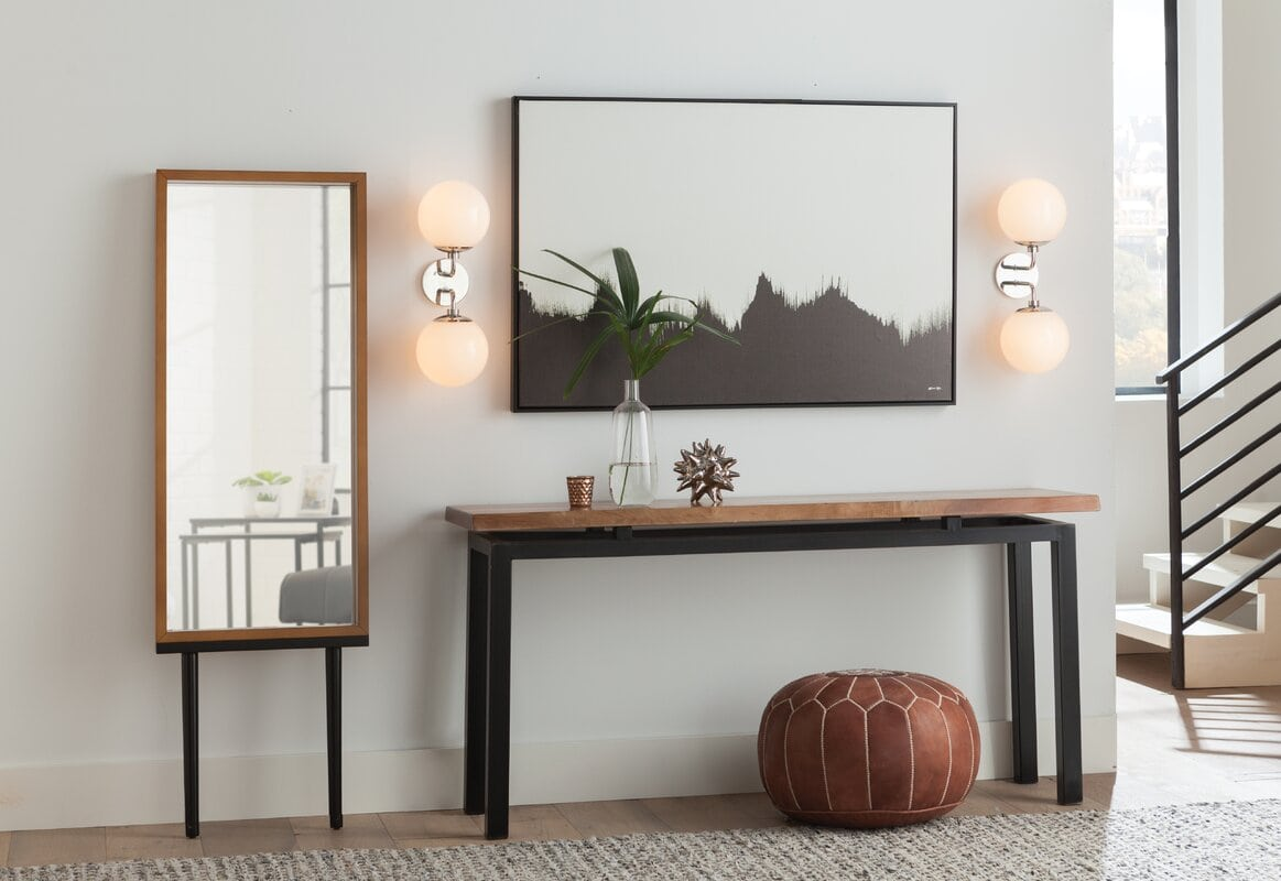 Install A Sconce
