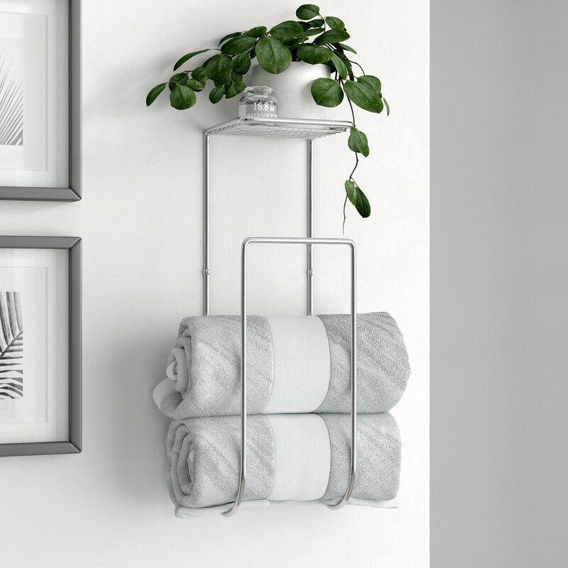 Bath Towel Storage Rack