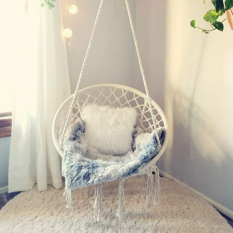 Hang a Hammock Chair