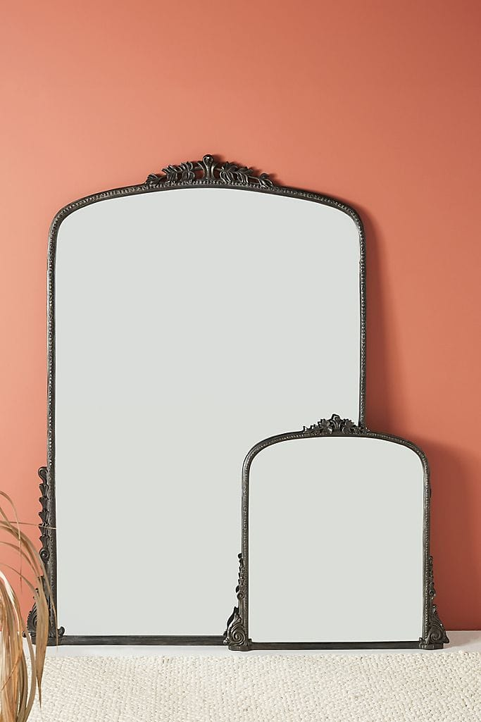 A Mirror To Make It Look Bigger