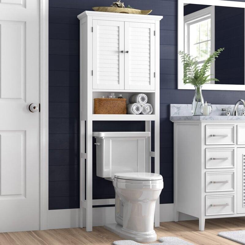 Shelf-Cabinet Combo