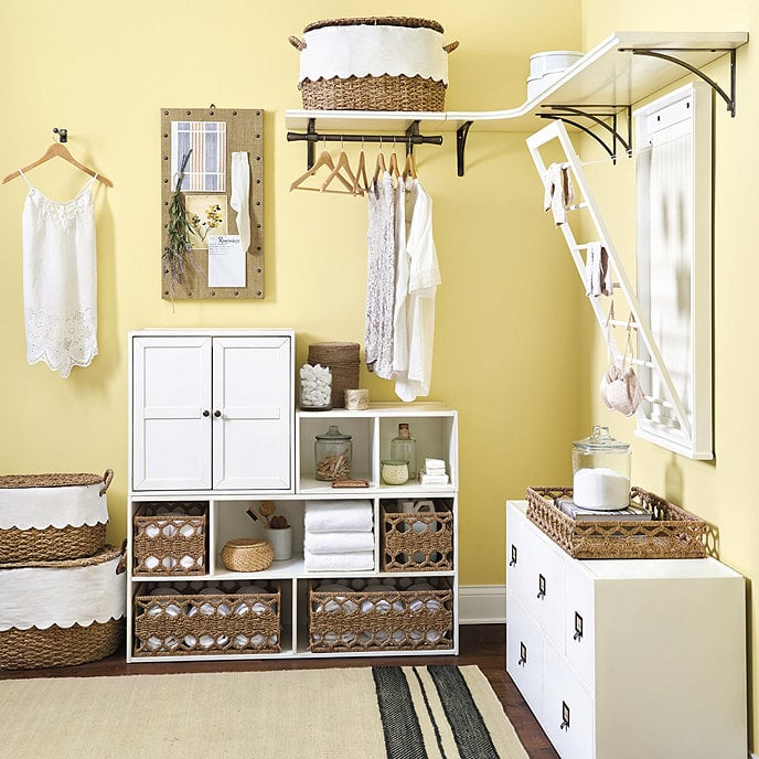 Look for Creative Storage Solutions