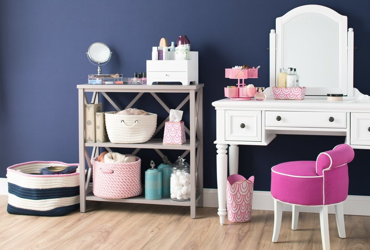 Buy a Vanity for Makeup and Jewelry
