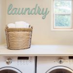 16 Ideas to Organize and Decorate Basement Laundry Rooms