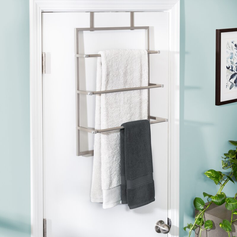 17 Bathroom Towel Bar Ideas – Transform a Simple Thing into a Beautiful Accessory