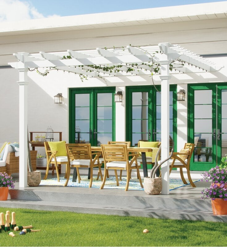 25 Patio Shade Ideas For Your Home, Outdoor Deck Shades