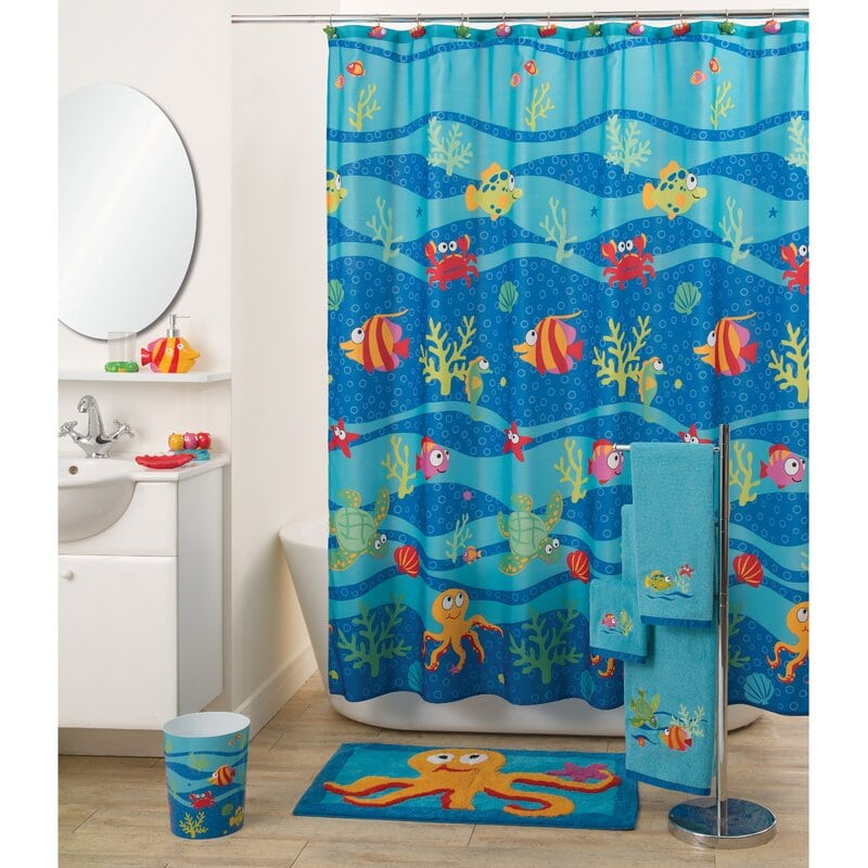 28 Fun and Creative Ideas for Kids Bathroom
