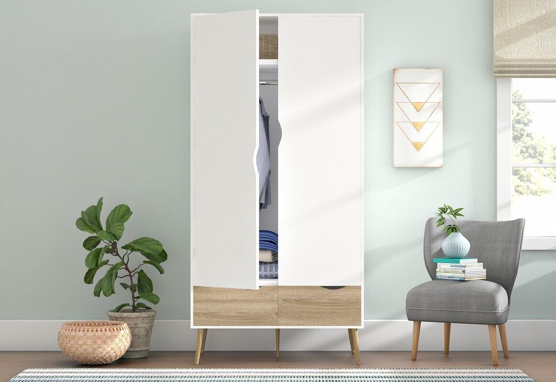 Find a Modern Wardrobe Closet