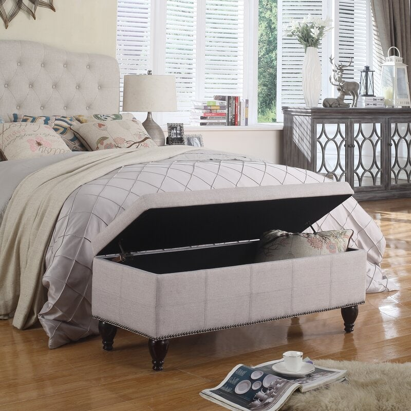 Buy a Trunk for the End of Your Bed