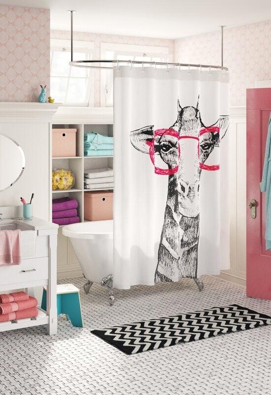 Find A Fun Shower Curtain