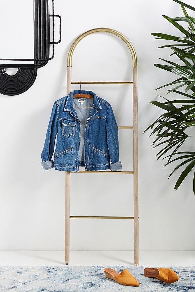 Use a Ladder Hanger