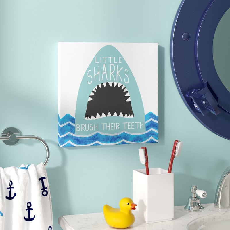Sharks Are Always A Good Idea