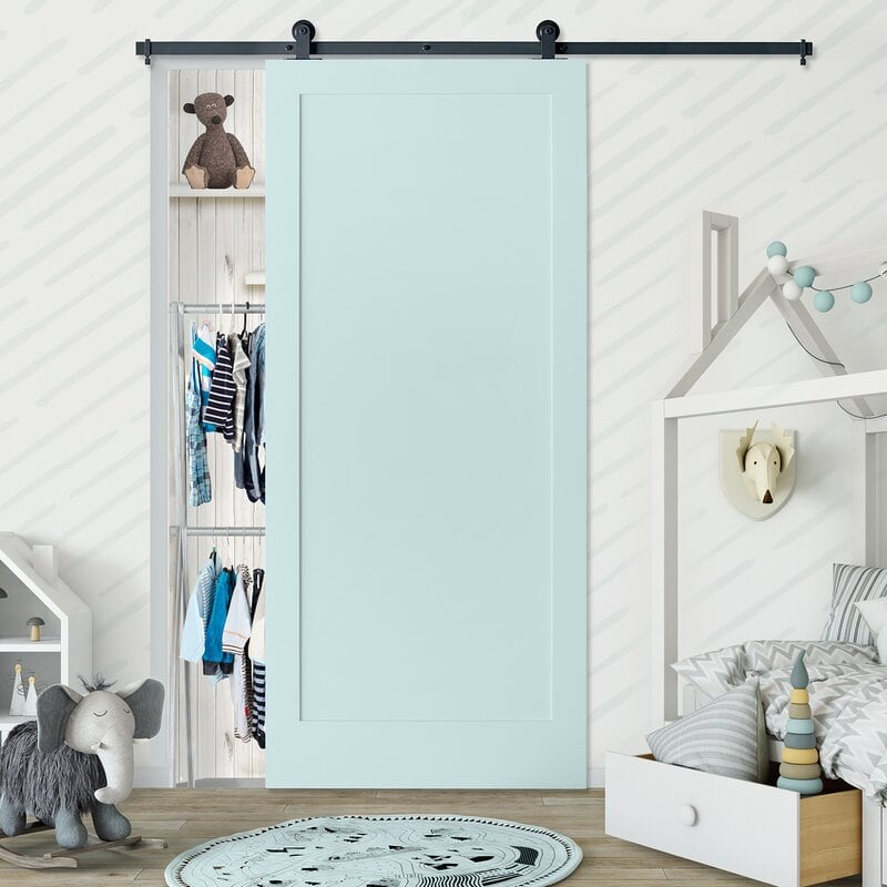17 Great Ideas to Decorate Your Closet Doors