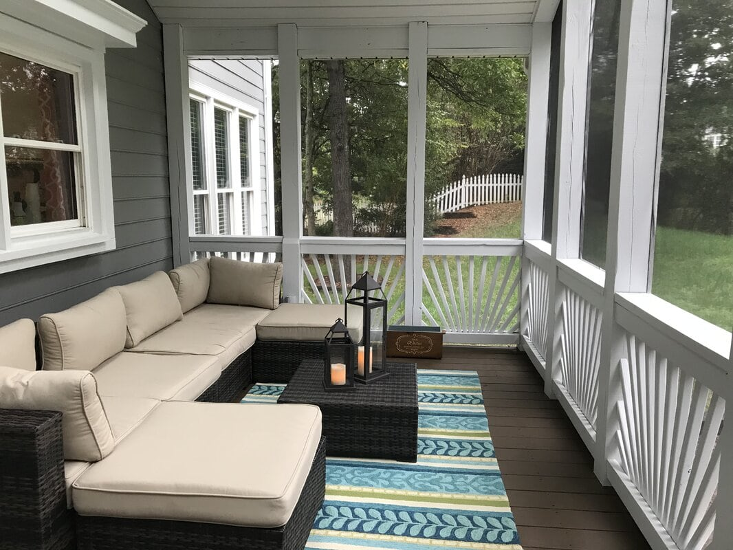 Convert to a Screened Porch