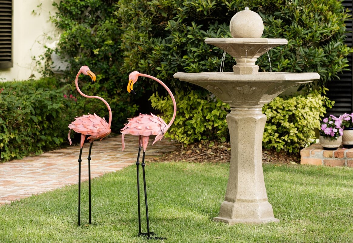 <strong>Buy an Attractive Front Yard Fountain</strong>
