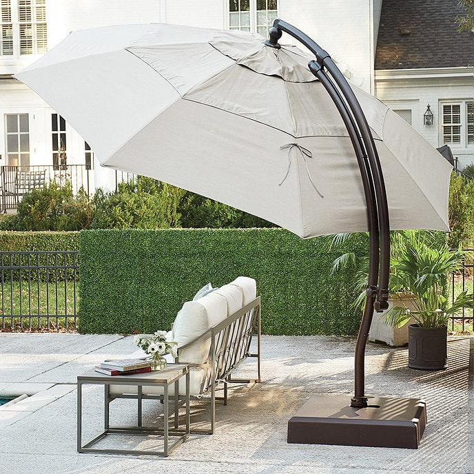 A Cantilever Umbrella