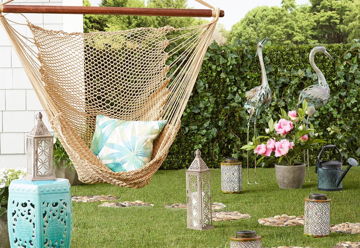 <strong>Install a Gorgeous Hammock</strong>