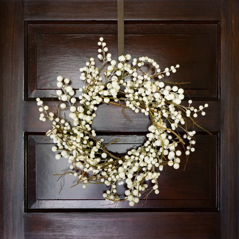Hang an Indoor Wreath