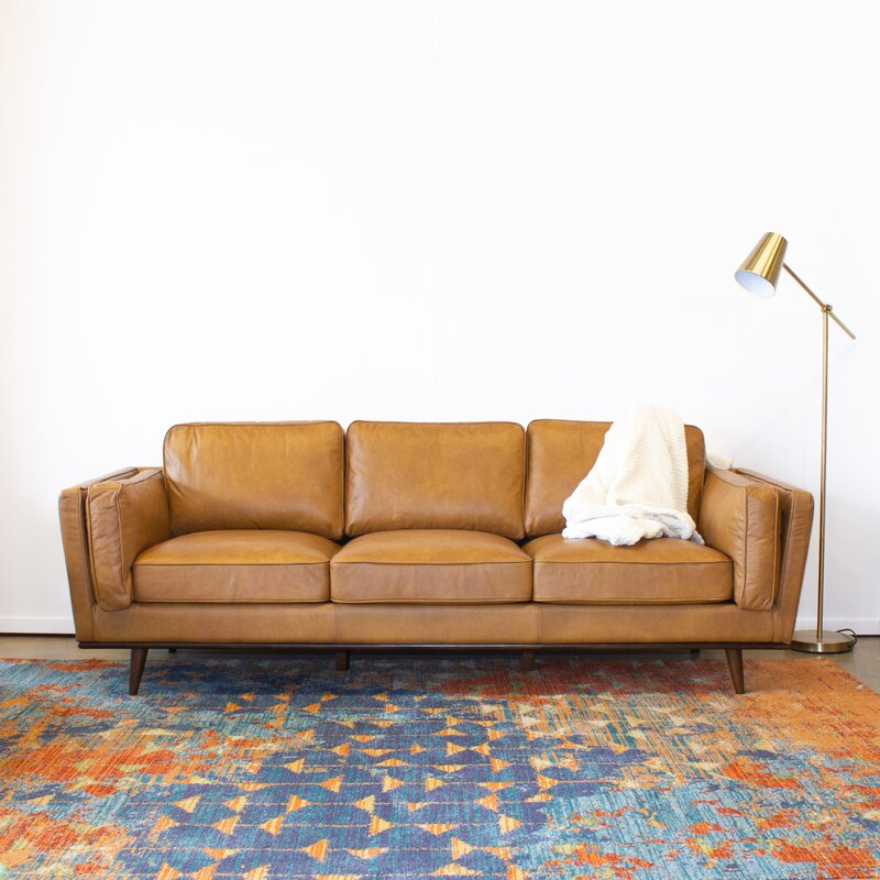 Skip the Pillows for a Modern and Classic Look
