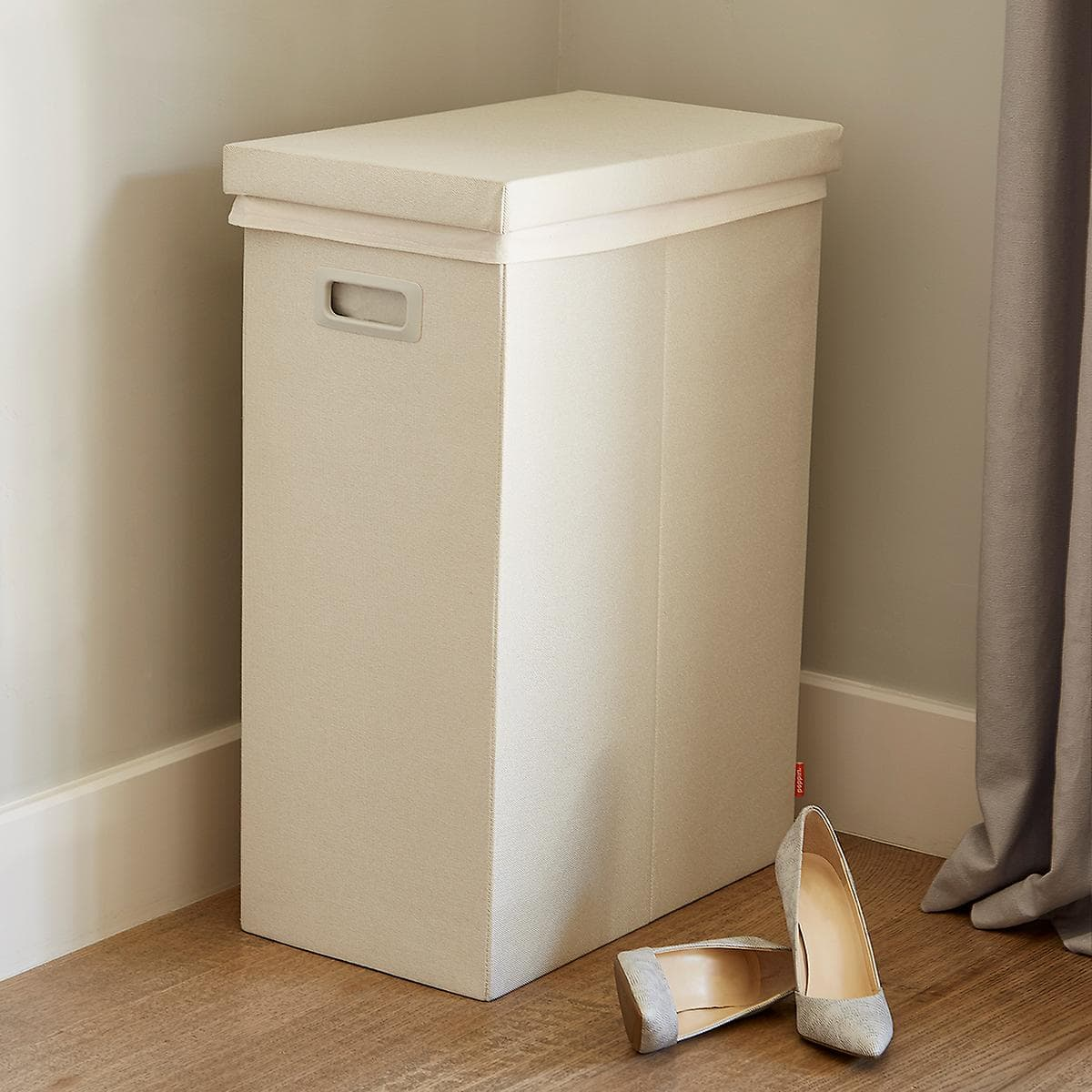 Tall Narrow Hamper