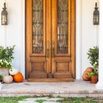 25 Creative Front Door Decor Ideas