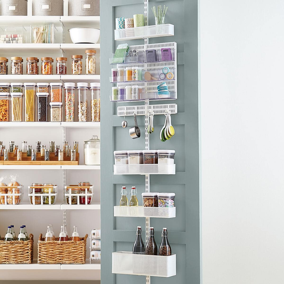 Don't Forget Your Pantry Door