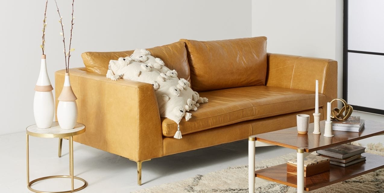 Use Oversized Pillows With Texture
