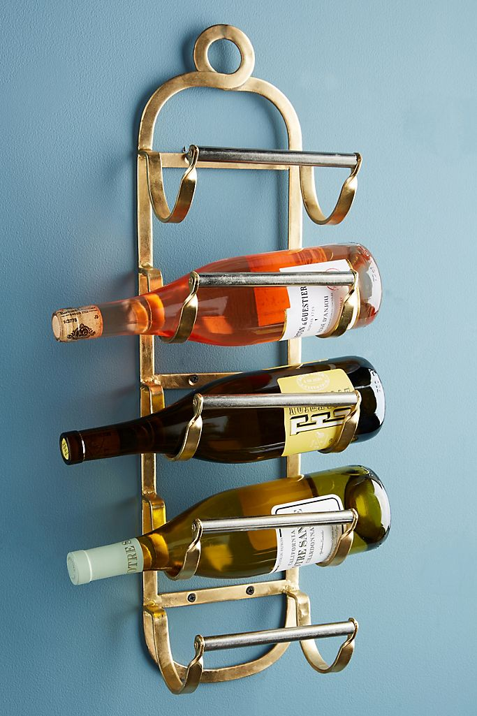 Mount a Wine Rack