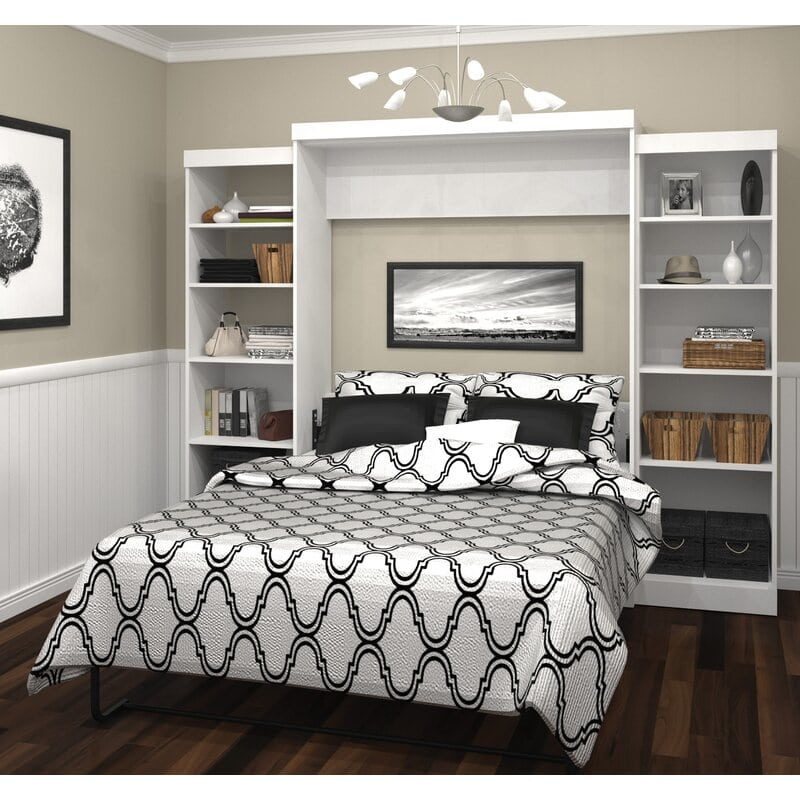 Murphy Bed with Storage
