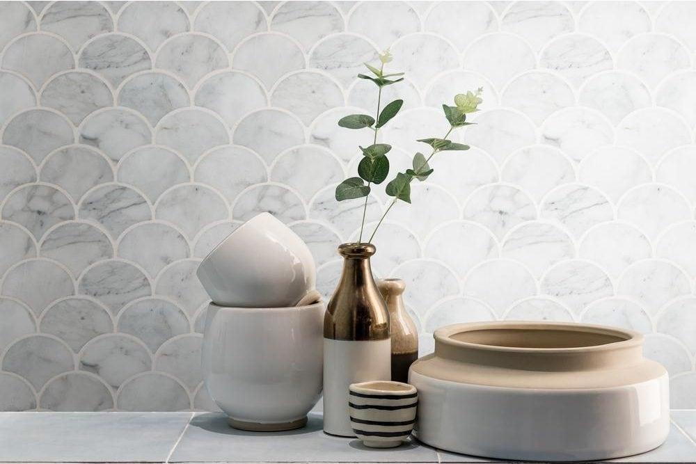 20 Kitchen Backsplash Ideas For White Cabinets