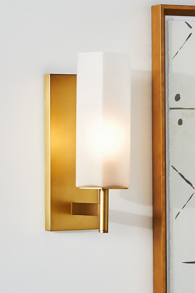 Narrow Side Sconces