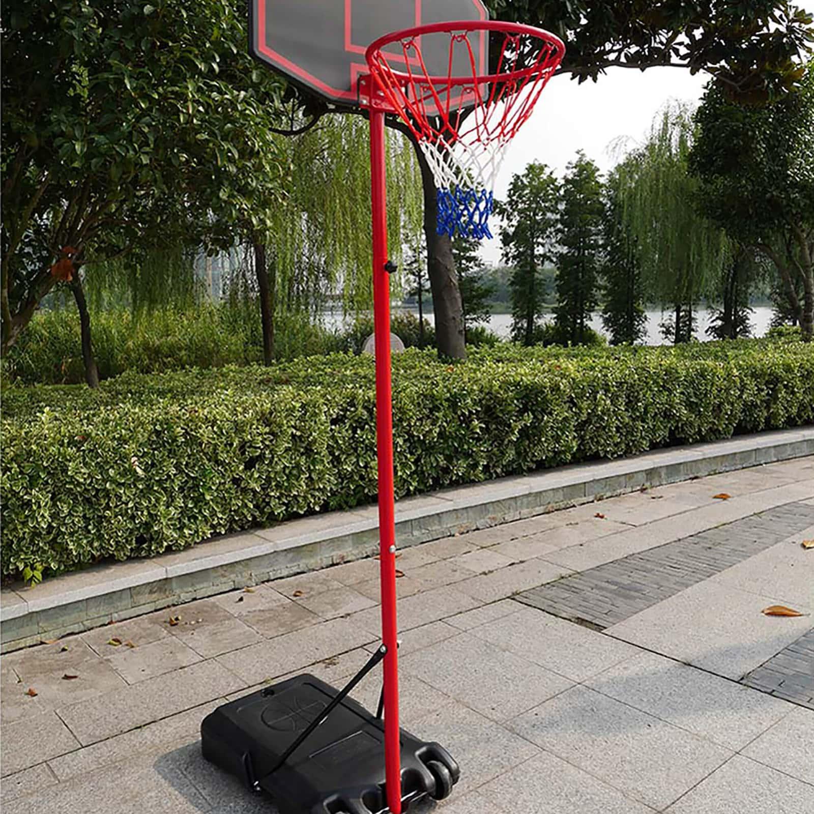 <strong>Put Up a Basketball Hoop</strong>
