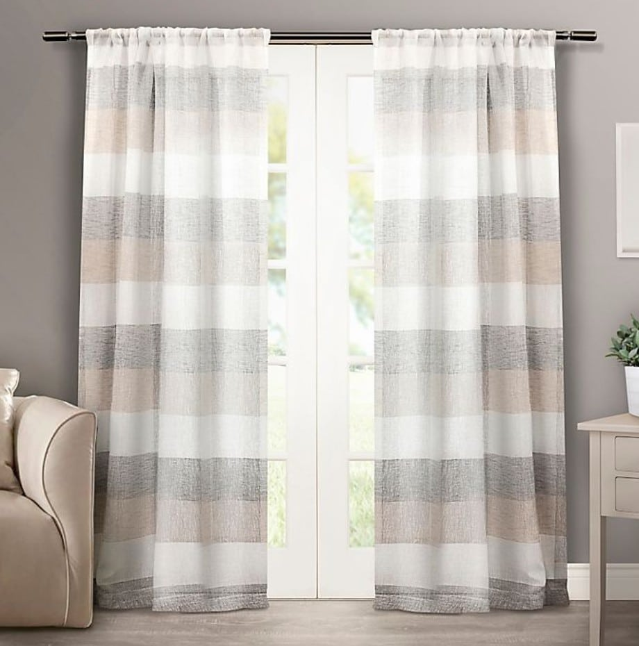 What Curtains go with Grey Walls? - 20 Ideas