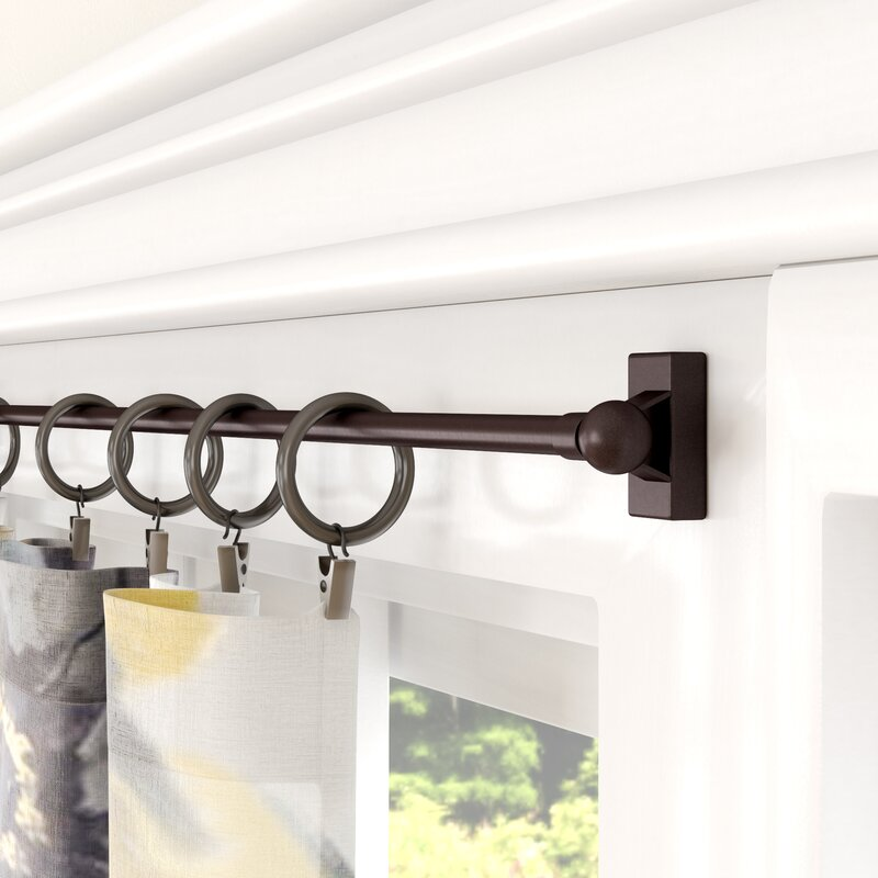 Magnetic Curtain Rod