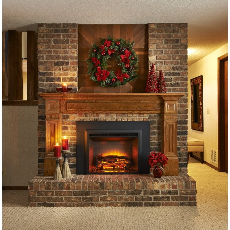 <strong>The Perfect Christmas with a Corner Fireplace</strong>