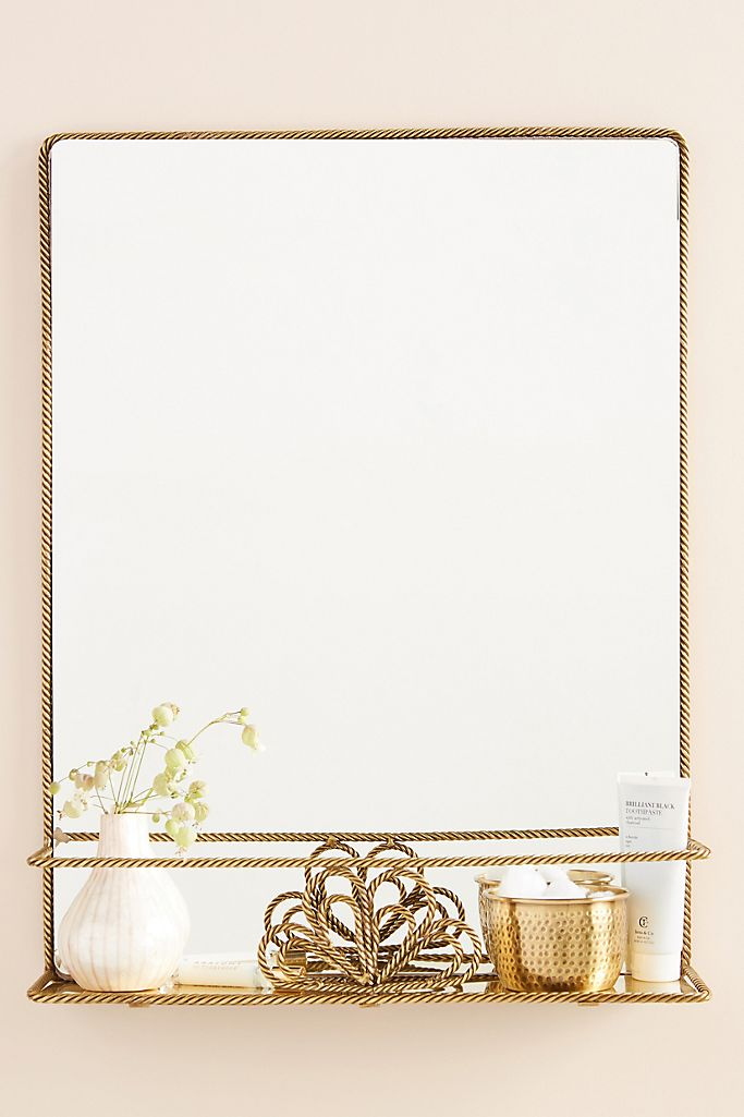Find a Mirror with Built-In Storage