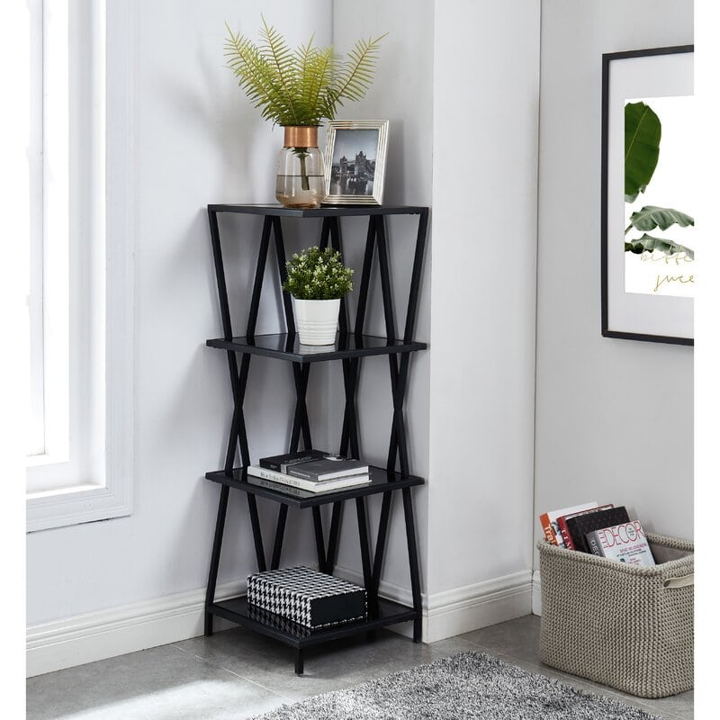 Criss Cross Shelves