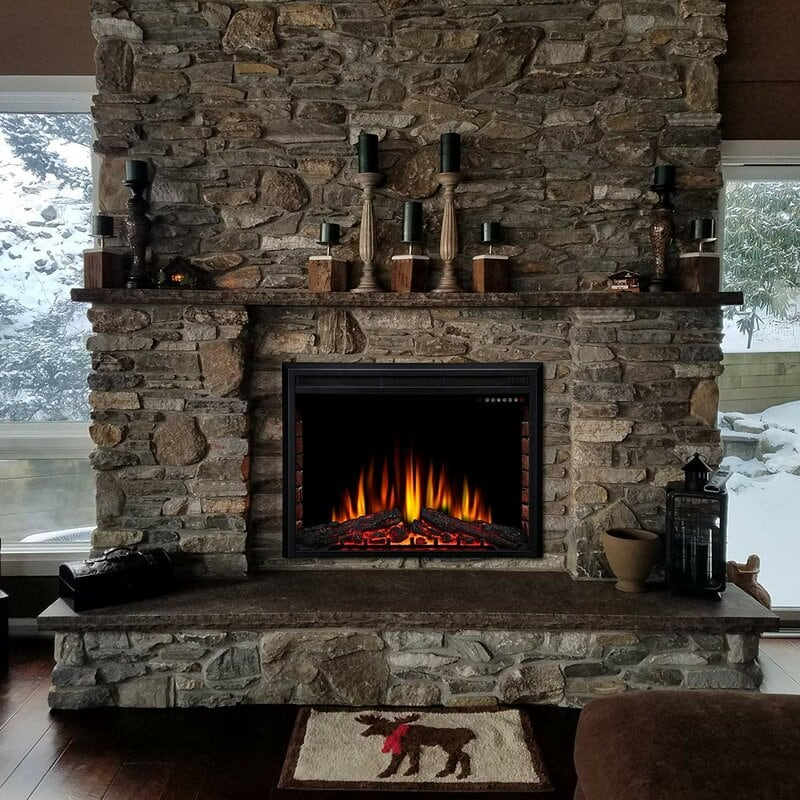 <strong>Build a Full-Fledged Stonework Fireplace with Seat</strong>