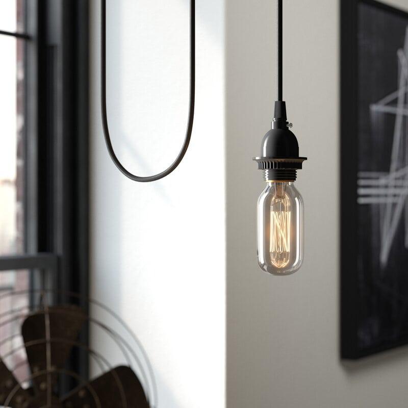 Hanging Edison Bulb