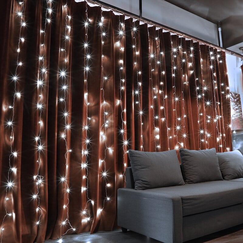 Window String Lighting